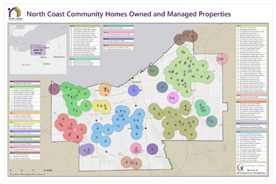 North Coast Community Homes Owned and Managed Properties